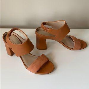 Stuart Weitzman Erica Ballet Suede Sandals Size 6